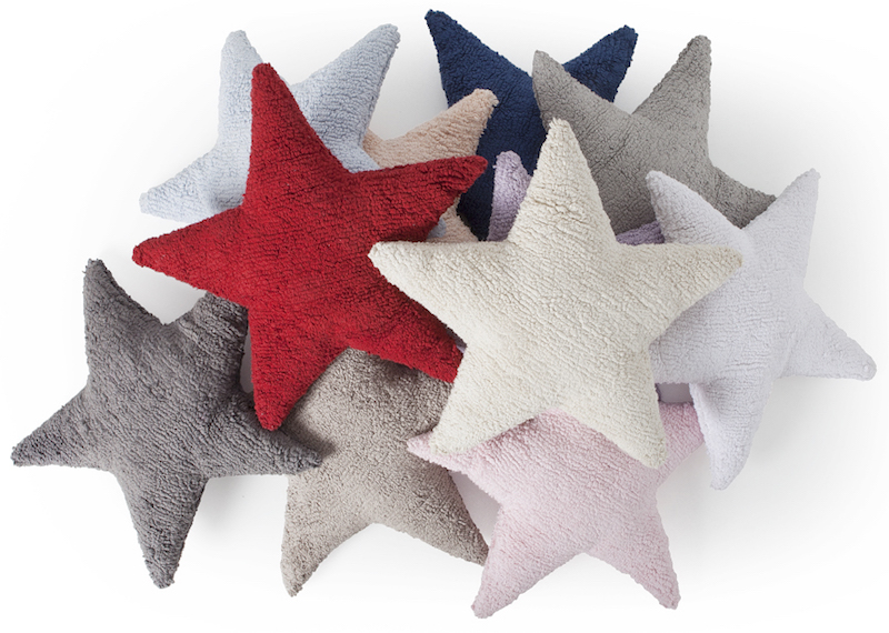 Lorena Canals Washable Star Cushions