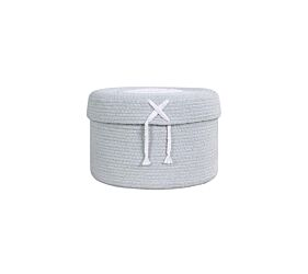 Basket Candy Box Light Blue Large L