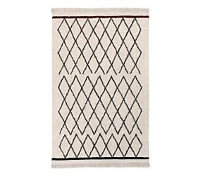Washable Rug Bereber CrissCroos Medium