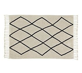 Washable Rug Bereber Beige