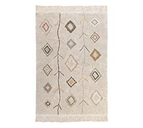 Washable rug Kaarol Earth