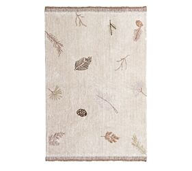 Washable Rug Pine Forest L