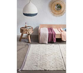 RugCycled Washable Rug Azteca M