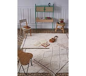 RugCycled Washable Rug Bereber S