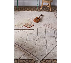 RugCycled Washable Rug Bereber XS