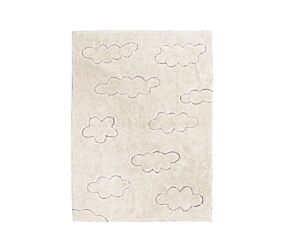 RugCycled Washable Rug Clouds M