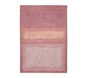 Washable Rug Water Canyon Rose