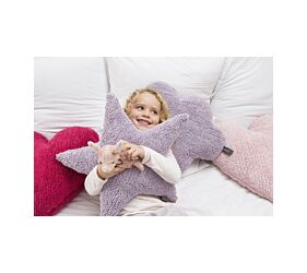 Coussins Lavables Star - Purple