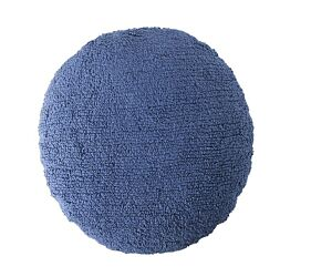 Washable Cushion Big Dot Navy