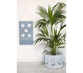Colgante Pared Stars Azul