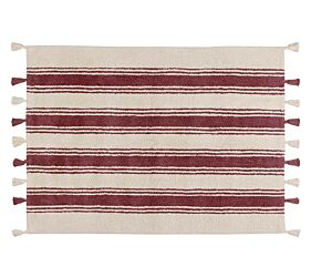 Stripes Marsala