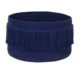 Basket Fringes Alaska Blue