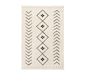 Washable Rug Bereber Rhombs Medium