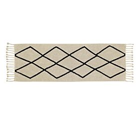 Washable Rug Bereber Beige - Runner