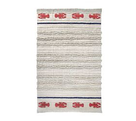 Washable Rug Mini Lobster L