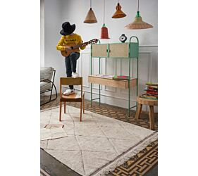 RugCycled Washable Rug Bereber M