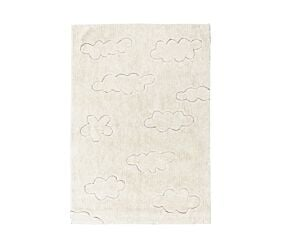 RugCycled Washable Rug Clouds S