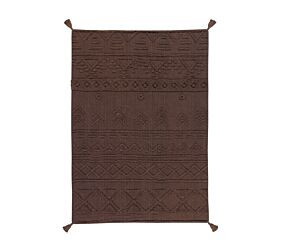 Tapis Lavable Tribu Soil Brown XL