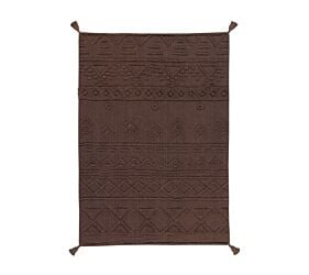 Washable rug Tribu Soil Brown XL