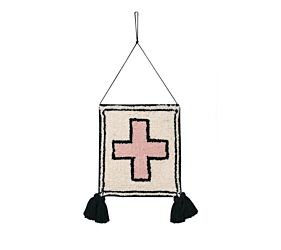 Wall Hanging Cross / Colgante Pared Cross