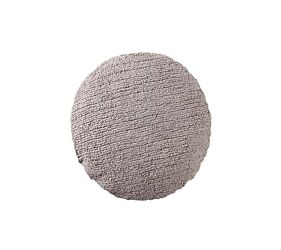 Washable Cushion Big Dot Light Grey