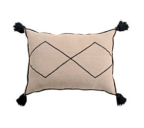 Washable Cushion Bereber Linen