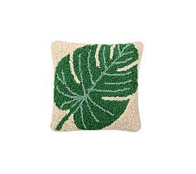 Washable Cushion Monstera