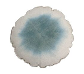 Washable Cushion Tie Dye Vintage Blue