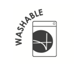 Washable